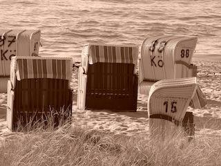 Urlaub an der Ostsee: Strand, Fahrrad und Meer.  Foto (c) Kinderoutdoor.de