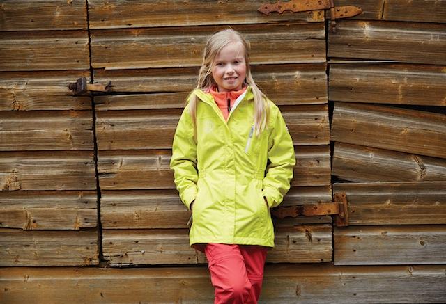 Ab nach draußen! Icepeak nimmt den Kindern eine Ausrede zuhause zu bleiben: Die Outdoorkleidung ist für jedes Wetter geeignet. Foto(c) Icepeak
