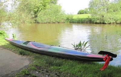 Auf der Amper paddeln ist Gemütlichkeit pur. foto (c) Wilhelmine Wulff  / pixelio.de