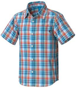Outdoor Hemden für Kinder können sooooooo cool aussehen: Marmot beweist es.  Foto (c) Marmot