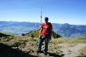 Gut ausgerüstet macht das Bergwandern Spaß. Foto (c) Kinderoutdoor.de