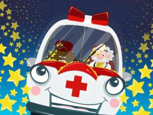 Ein Fall für Dr. Lilliput! Mit dieser liebevoll animierten Kinder-App reisen die Kinder in den Körper.  foto (c) gesamtkunstwerk.tv