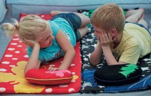Outwell lässt die Kinder draussen gut träumen.  foto (c) Urheberrecht von Oase Outdoors ApS