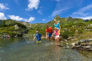 Outdoor Spaß pur erwartet Familien in Obertauern.  Foto © Obertauern Obertauern/ Salzburger Land/ A