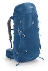 Lowe Alpine bringt mit dem Zephyr den ersten Rucksack auf den Markt, dessen Axiom Light Rückensystem sich verstellen lässt, ohne ihn abzunehmen.  Foto (c) Lowe Alpine