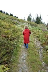 Alpenvereinshütten sind das perfekte Ziel für Familien. foto (c) Kinderoutdoor.de