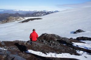 Fire and Ice, auch das ist Island. Hier treffen die natürlichen Gegensäte aufeinander.  Foto (c) Kinderoutdoor.de
