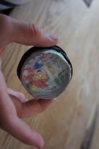 So sieht das fertige Kinderspiel aus.  Foto (c) Kinderoutdoor.de