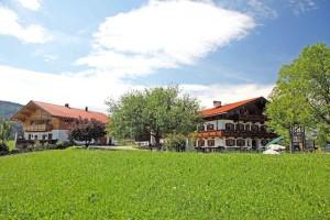 Ein sonniges Plätzchen für Familien: Ist der Wimmerhof in Oberbayern. Foto: Wimmerhof, Fam. Maier, Inzell/Chiemgau