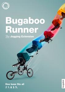 Bugaboo bringt mit dem Runner ab Herbst 2015 die Eltern zum Laufen. Einer für alle! Foto (c) Bugaboo
