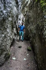 Wandern in den Felsenstädten von Tschechien. Ein Abenteuer für die Familie.  Foto (c) kinderoutdoor.de