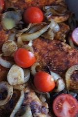 Leckere Hühnerbrust nach Baiersbronner Rezept. So schmeckt der Schwarzwald! Foto (c) Kinderoutdoor.de