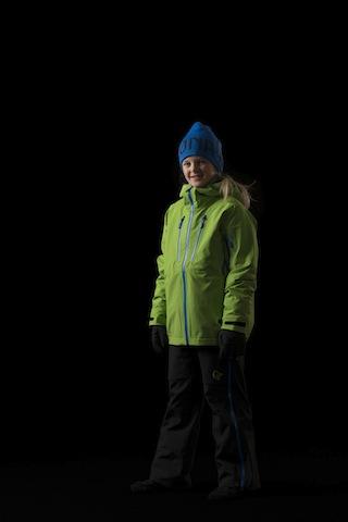 Kinderbekleidung der Extraklasse: Norröna bringt Gore-Tex und Primaloft in einer Jacke zusammen: Lofoten! Foto (c) Norrøna